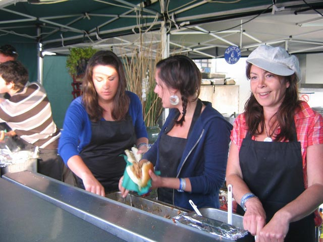 Hog Roast Isle of Wight Festival